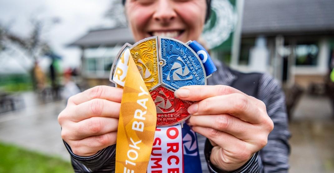 John West Gaelforce 10K Trail Run Trilogy